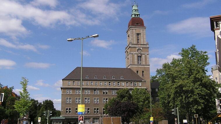 Rathaus Friedenau