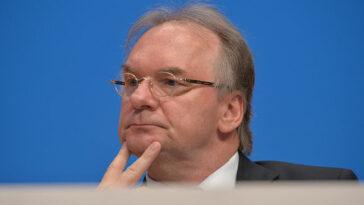Reiner Haseloff CDU