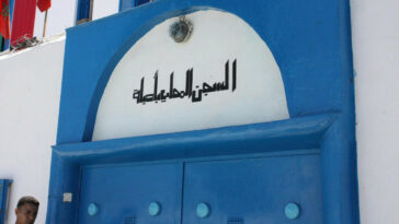 Gefängnis in Marokko