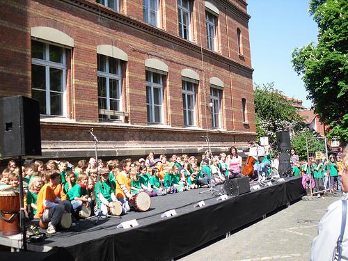 Grundschule bald mit Schulfach Schwul? Foto: flickr, Michael Panse