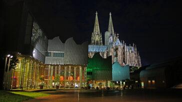 Kölner Philharmonie, am 22. Juni 2013 findet das Festkonzert der AIDS-Stiftung statt