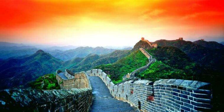 China Große Mauer
