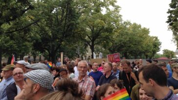 CSD Berlin Demo