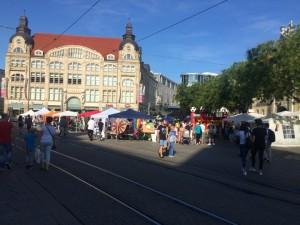 CSD Erfurt Strassenfest