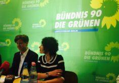Pädophilie Berliner Grüne Daniel Wegener und Bettina Jarasch