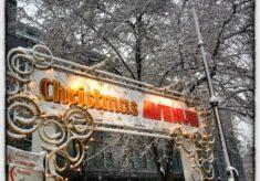 Zimtstangen Weihnachtsmarkt