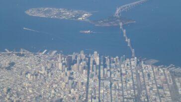 San Francisco von oben