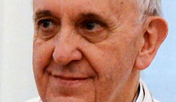 Papst Franziskus, Papst, Schwule