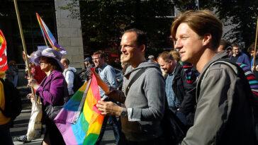 Stonewall CSD Anti-Homo-Gesetz