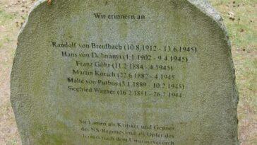 Mordaktion Sachsenhausen Gedenkstätte