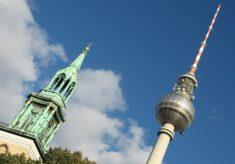 Berlin Koalitionsvertrag