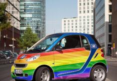 csd Car2Go Berlin