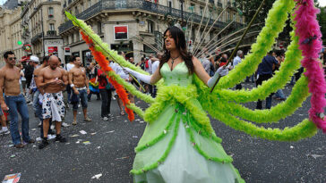 Gay Pride Paris