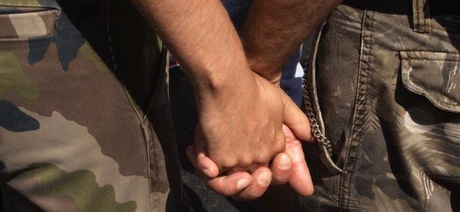 US-Armee treibt die Gleichstellung der Homo-Ehe an
