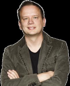 Marco Steinert, Chefredakteur queerpride.de