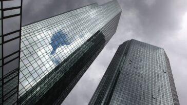 Deutsche Bank Regenbogenfamilien
